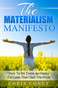 The Materialism Manifesto - Book Cover Image